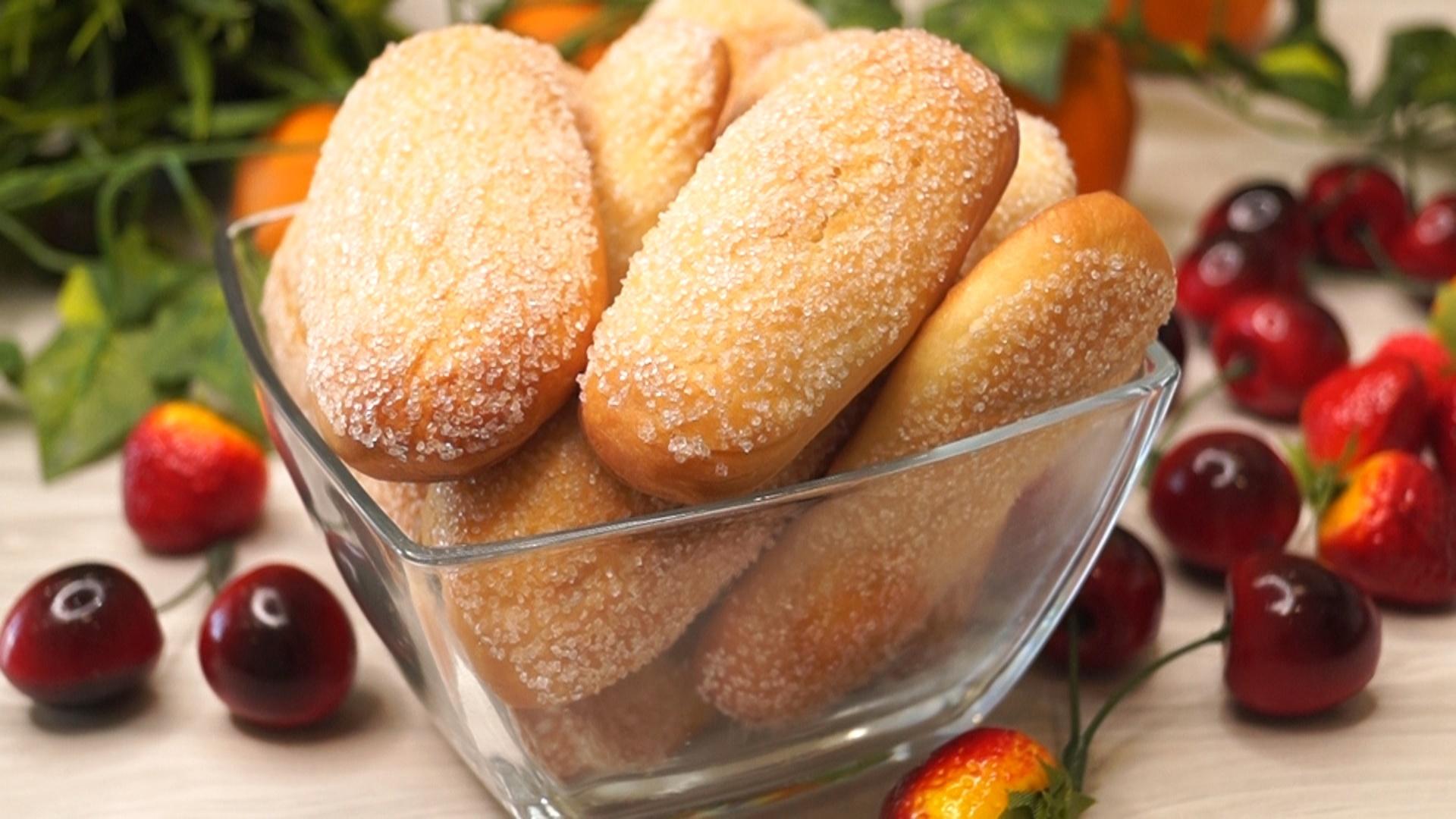 рецепты печенья на кефире с фото западню