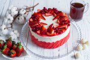 Klubnichnyy tort